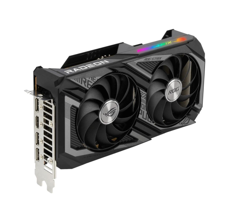 華碩推出AMD Radeon RX 6600 XT系列顯示卡