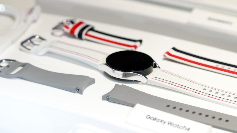 三星Galaxy Watch4 Classic Thom Browne限量版登台
