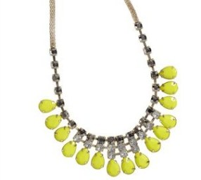 lime next necklace