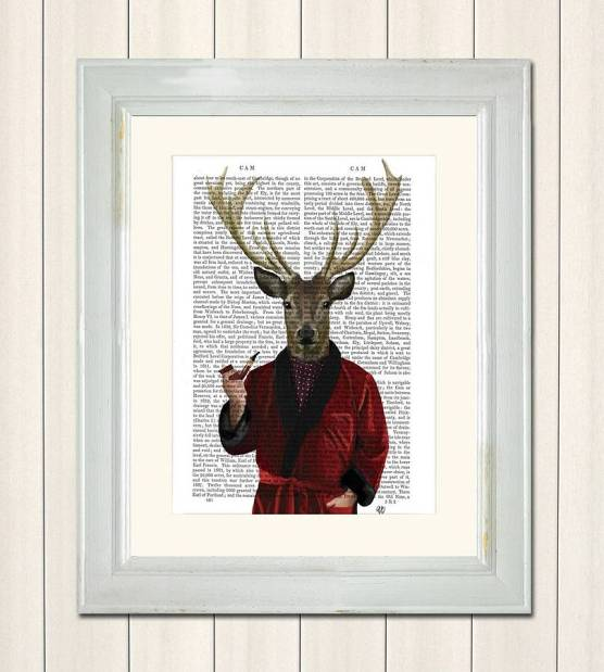 3 original_deer-in-smoking-jacket-dictionary-print