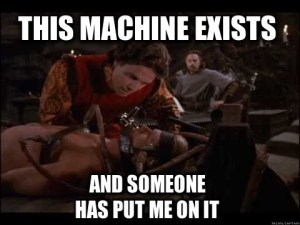 Despair Machine