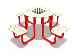 HDPE Picnic Table