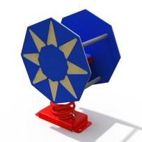 springrider-octagon futuristic