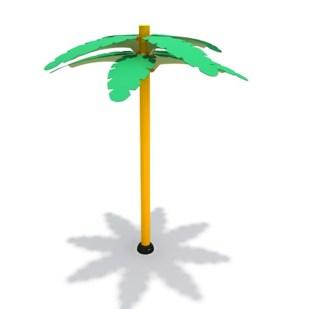 Coconut Tree Shower