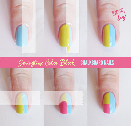 Homemade Nail Art Tools Designs
