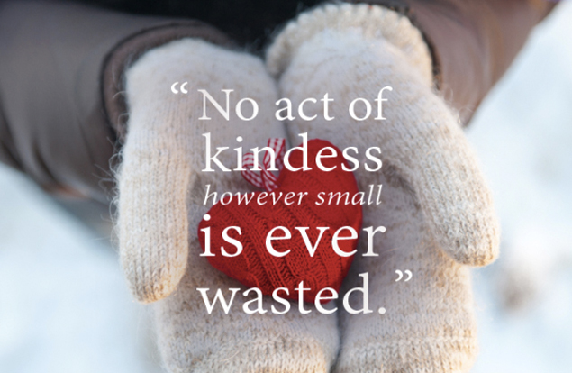 40 Random Acts Of Christmas Kindness One Good Thing By