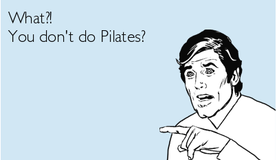 Baffled by Pilates mania? Buy in with our Half Price Offer