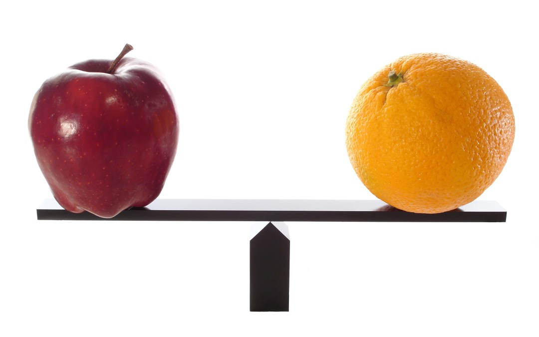 Apples and Oranges Pilates teachers- explaining the (One Grove) difference