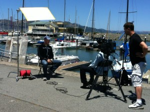 Interview for NBC Bay Area