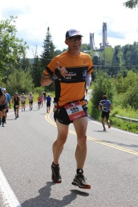 Ironman Lake Placid Run Course