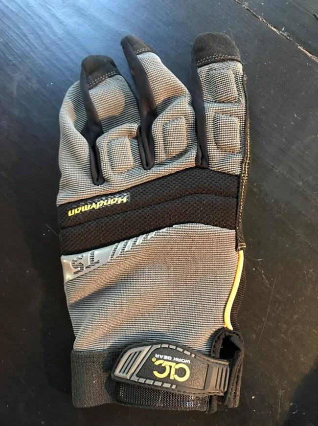 CLC Work Gear Handyman TS Glove LH XL