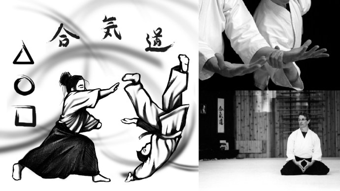 Aikido, dojo, business, sensei