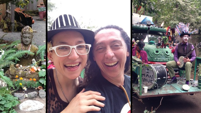 Oregon Country Fair, Friends, Advice, Disability, One Hand, Love, Relationships