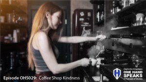 barista, coffee, espresso, kindness, disability, blog, Java Hyde Park, Coffee shop, storytelling