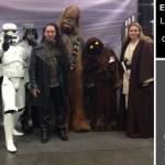 Star Wars, Rose City Comic Con, Portland, Oregon, Podcast, Disability