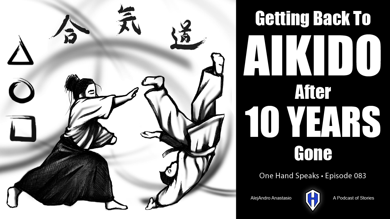 Aikido, Martial Arts, Black Belt, Japan, Dojo, Podcasting, Storytelling
