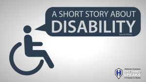 Podcast, Storytelling, Disability, A Short Story, Seattle, Washington, Public Transportation, Bus, Children