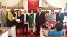 우리교회가 후원하는 사회단체들