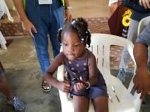 교회에서 만난 유난히 귀여운 아이
