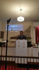 기도:송 성지 안수집사