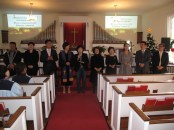 2015년 밧데이 선교팀들...
