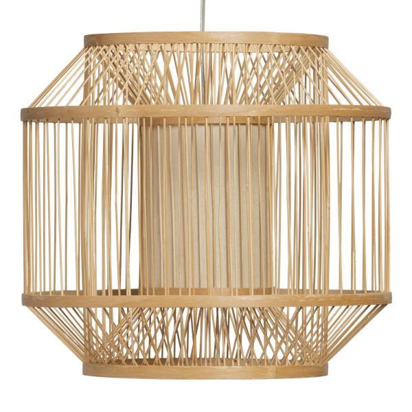Bamboo Cage Isla Pendant Shade