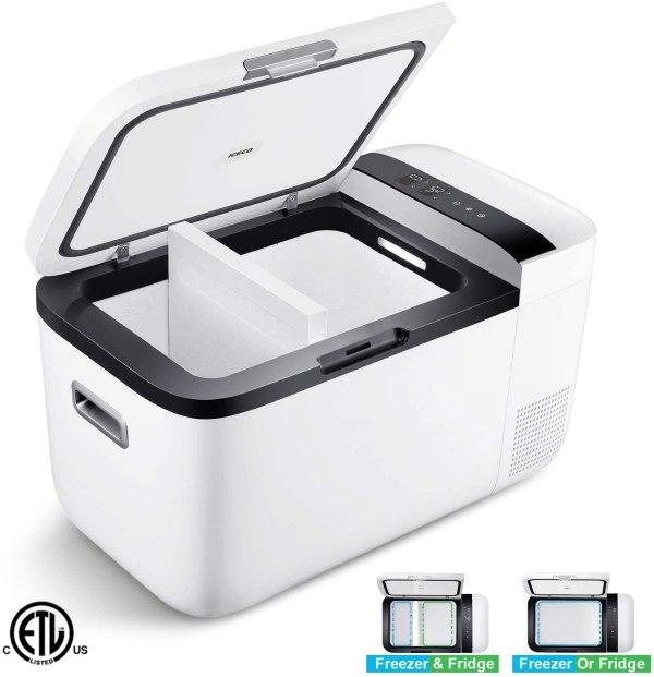 Iceco GO20 Dual Zone Portable Refrigerator