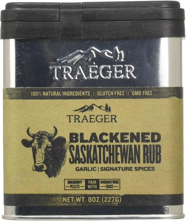 Traeger Grills Blackened Saskatchewan Dry Rub