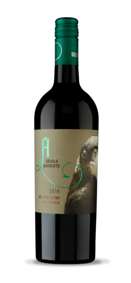 Devil's Advocate 2016 Red Blend
