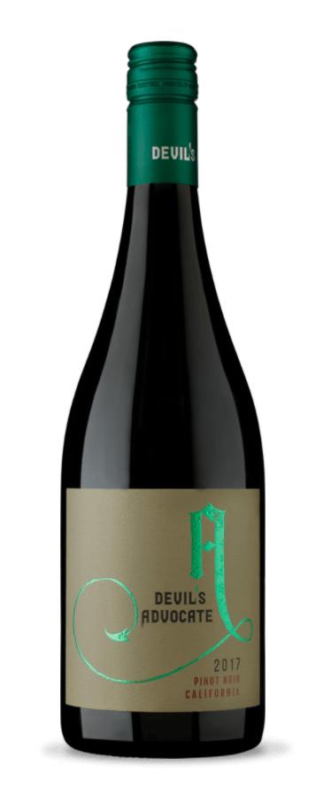 Devil's Advocate 2017 Pinot Noir