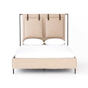 Valeri+Upholstered+Bed