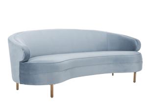 Safavieh Couture Primrose Curved Sofa