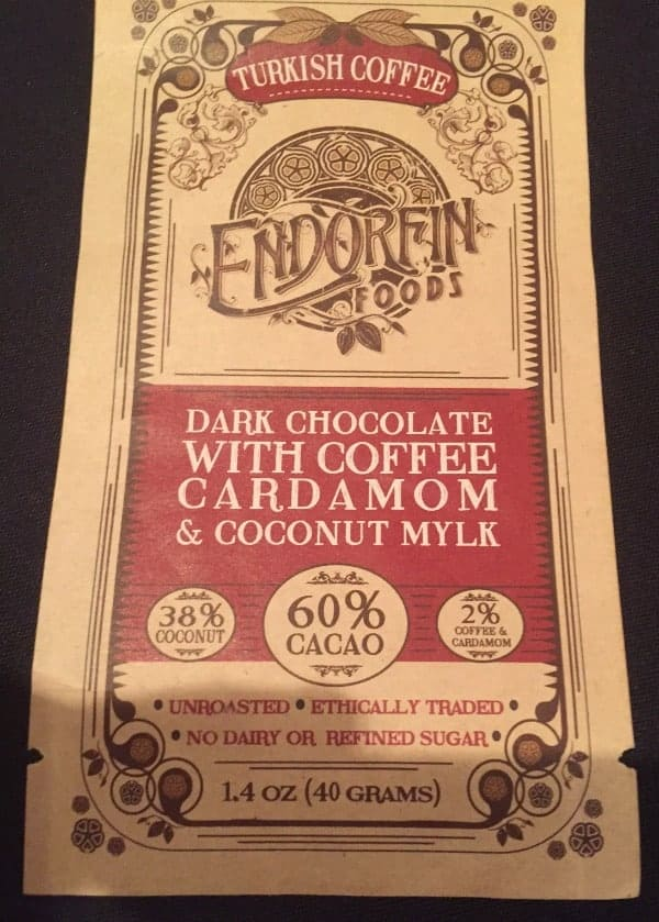 Endorfin Foods Chocolate