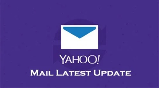 Yahoo Mail Latest Update