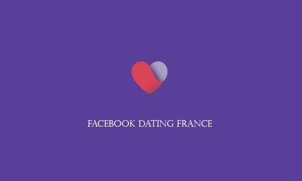 Facebook Dating France