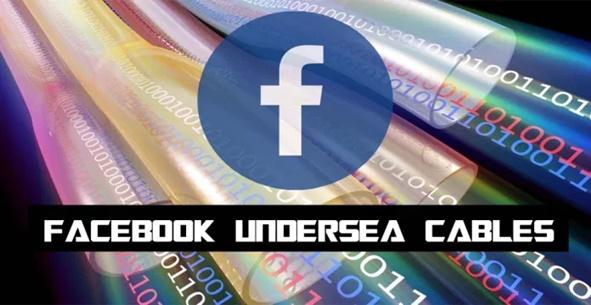 Facebook Undersea Cables