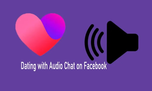Dating with Audio Chat on Facebook
