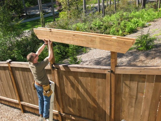 How to build an arbor