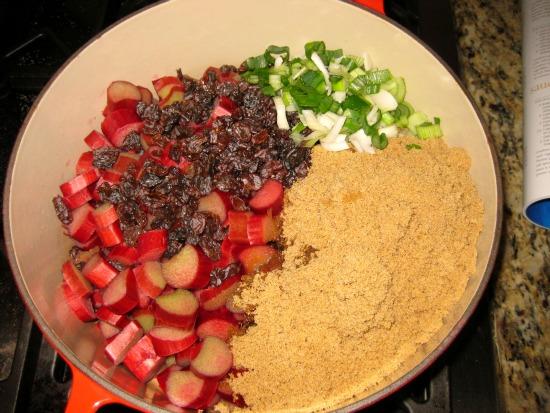 Rubbarb recipes