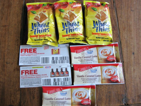 wheat thin coupons
