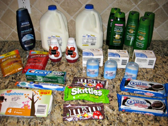 healthy couponing