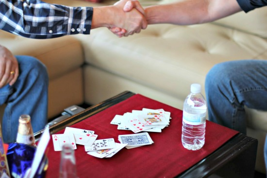 fun family card games