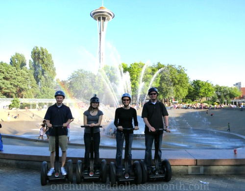seattle Segway Tours