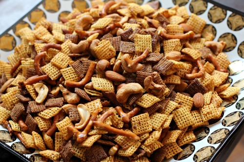 chex party mix recipe