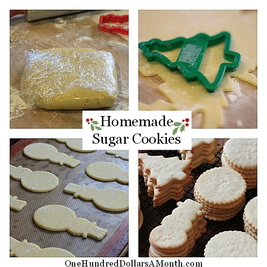 christmas sugar cookie recipes