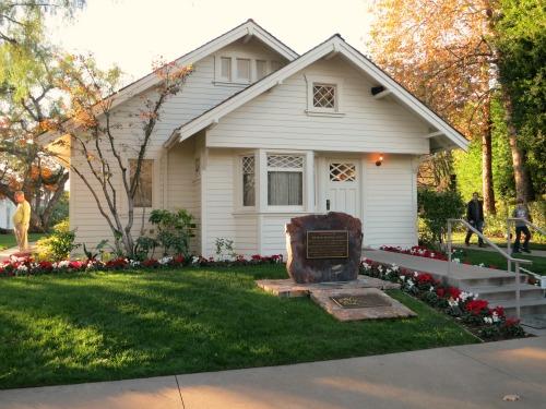 richard nixon house home birthplace yorba linda