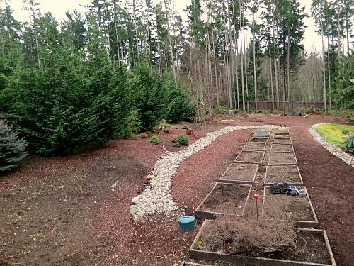 garden design plot pictures