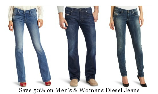 diesel jeans coupon deals