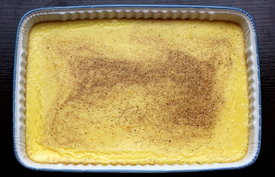 egg custard recipe
