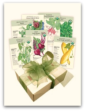 vegetable seeds that grow quick